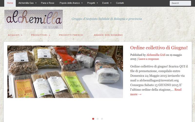 Alchemilla GAS - Gruppo di Acquisto Solidale