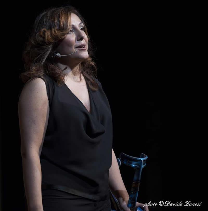 Confessioni di un'attrice sul cibo. Antonella Ferrari intervistata da La Gazzetta del Gusto.