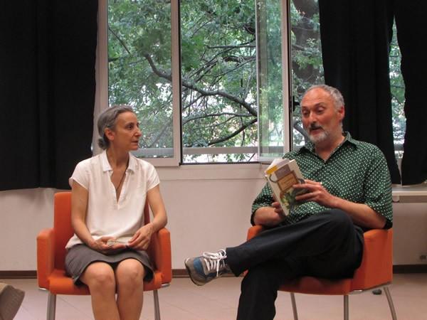 Giuseppina Siotto e Stefano Scarascia