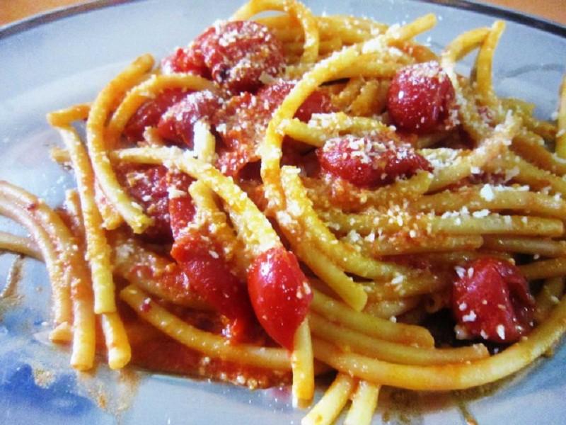 Spaghetti allo Scarpatiello