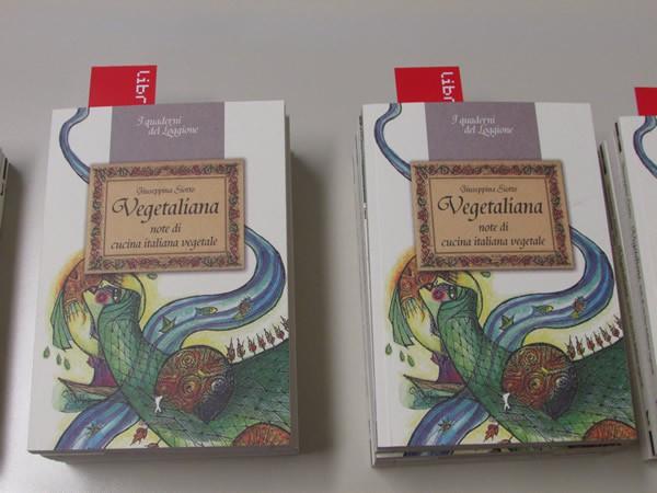 Vegetaliana_Libro di Giuseppina Siotto