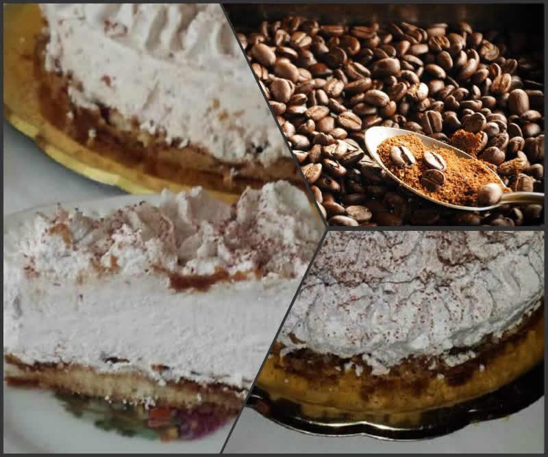 Coffe Cake - Semifreddo al caffè