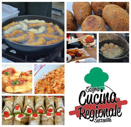 Sagra della Cucina Regionale a Setteville di Guidonia