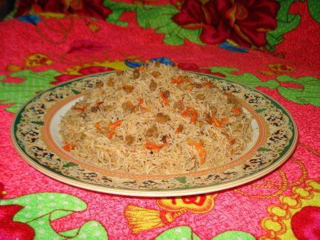 Cucina-afghana-Pulao-Di-Afghani-Pilaf