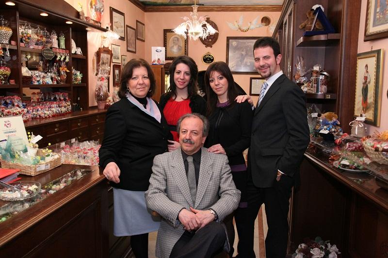 Famiglia-Mucci-Giovanni-Confetti-Trani