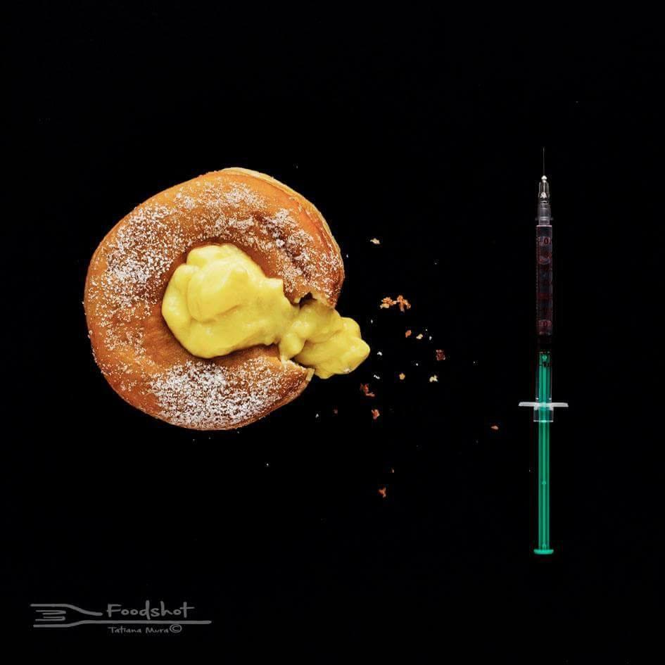 A ognuno la sua droga © Tatiana Mura