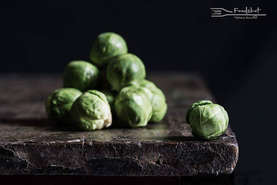 Brussels sprout © Tatiana Mura