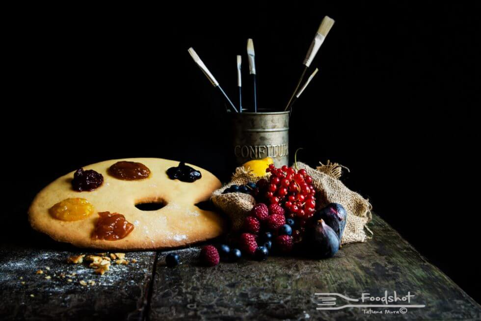 Food colors - © Tatiana Mura