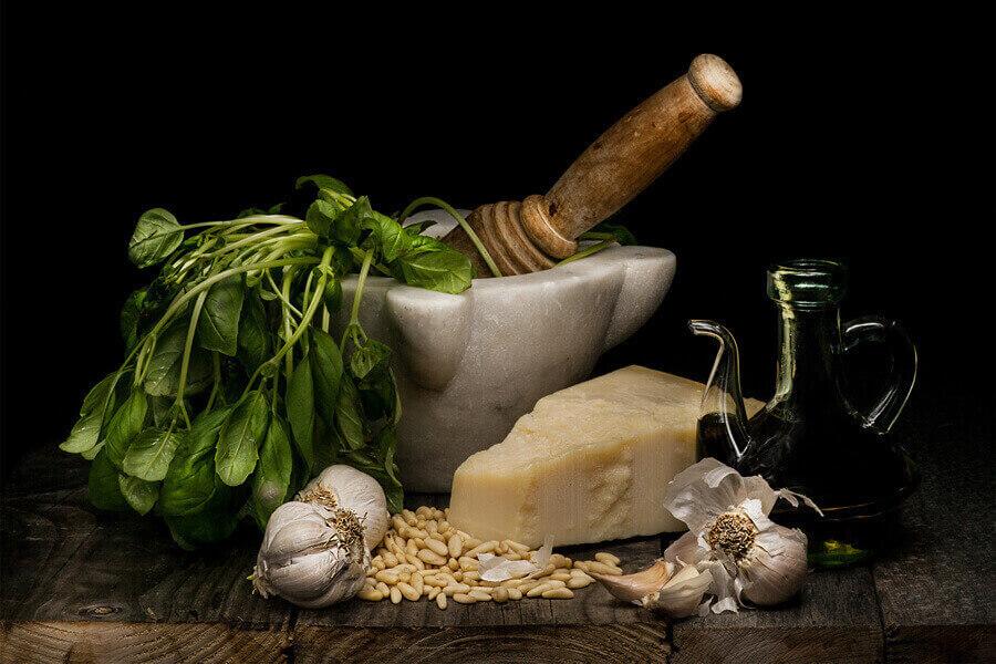 Pesto - © Annalisa Raggio