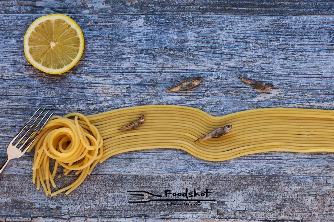 Spaghetti di mare - © Tatiana Mura