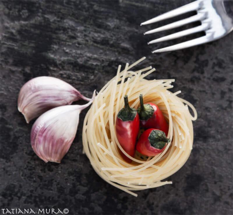 Aglio, olio e peperoncino - © Tatiana Mura