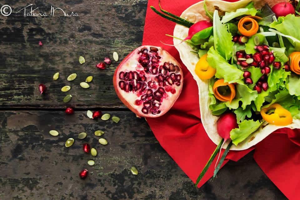 Una cena leggera... - © Tatiana Mura