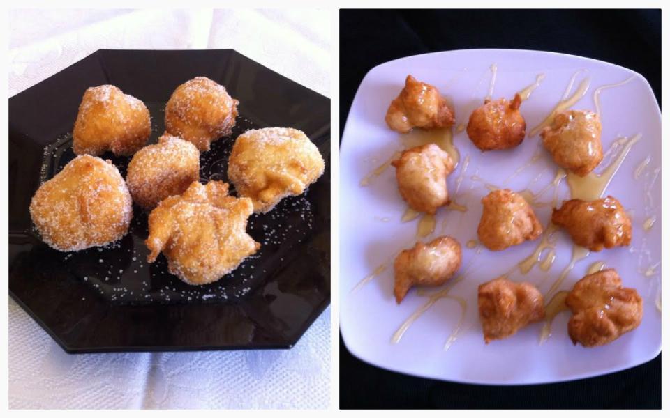 Le Zeppole Itrane, i dolci tradizionali dei Fuochi di San Giuseppe