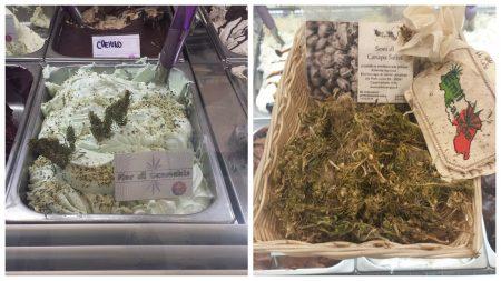 Gelato-alla-cannabis-Perleco-Alassio