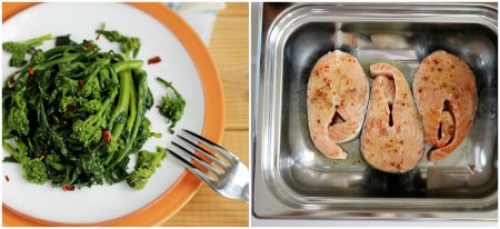 cottura-sottovuoto-salmone-verdure