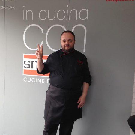 Alfredo Iannacone, il cuoco zen
