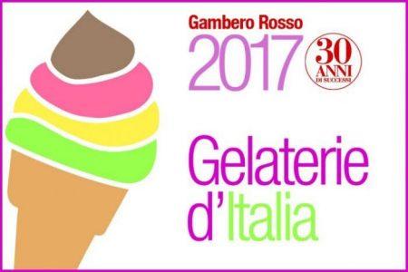 Tre aziende laziali premiate dalla Guida Gelaterie d'Italia 2017 del Gambero Rosso