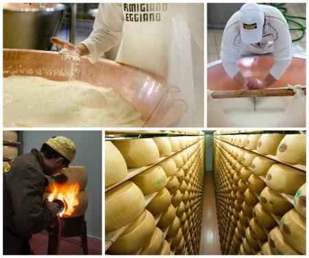 Lavorazione-Parmigiano-Reggiano