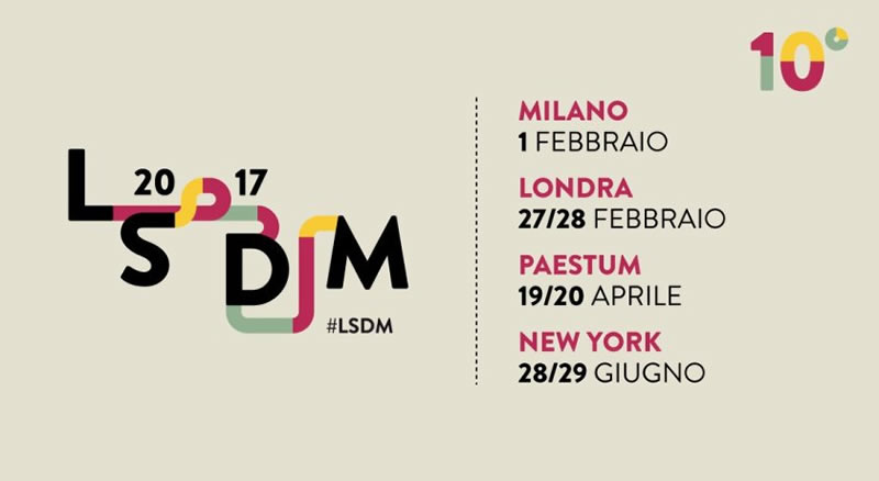 Le Strade della Mozzarella 2017, la prima serata a Milano