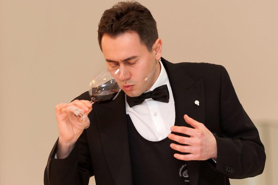 Master del Sangiovese 2017, chi è Marco Casadei