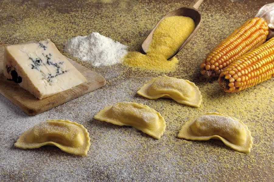 Pastificio Orobico, Bergamo: CasoMais e paste speciali