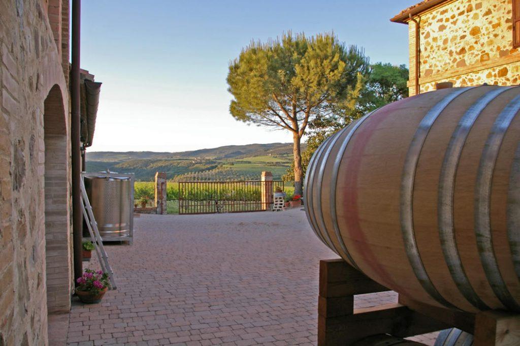 Rosso di Montalcino 2014 Azienda Agricola Ferrero