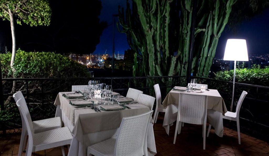 Ristoranti Palermo: Villa Costanza