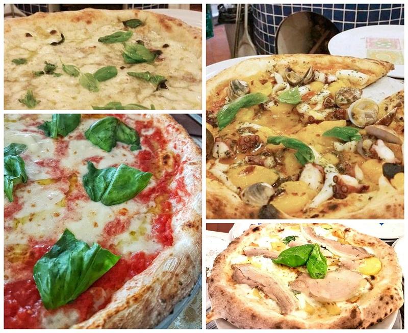 Antica Pizzeria da Ciro, Gaeta: vera pizza napoletana