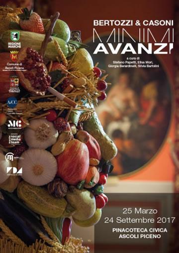 Bertozzi & Casoni. Minimi Avanzi, Ascoli Piceno