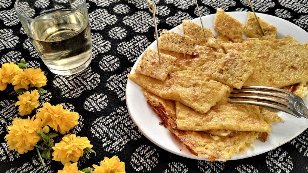 Ricetta farinata genovese fatta in casa