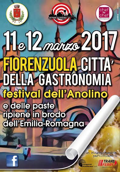 Festival dell'Anolino e delle paste ripiene, Fiorenzuola d'Arda (PC)