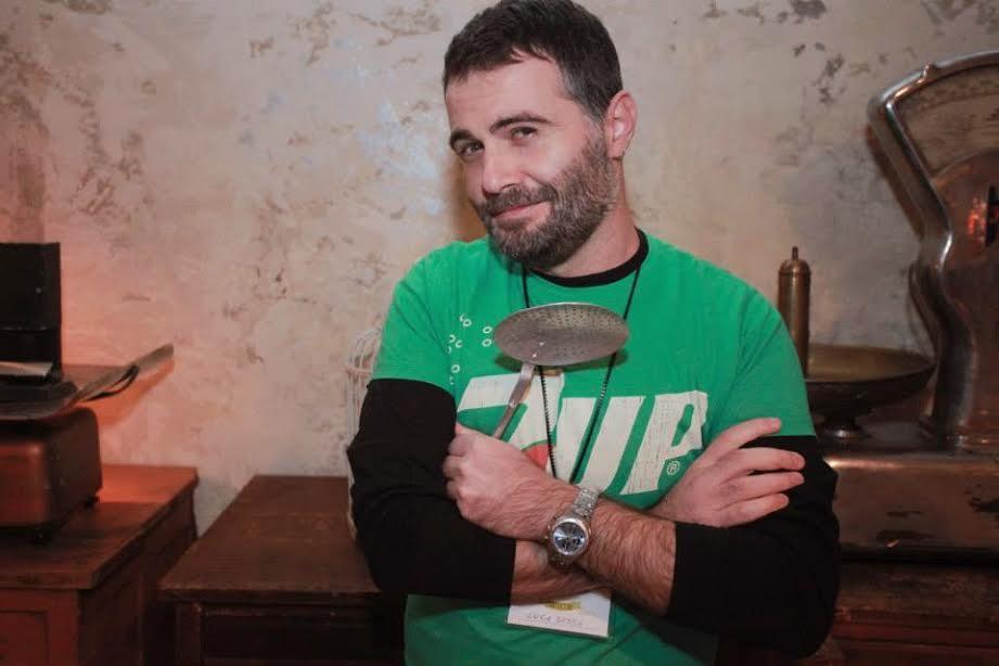Luca Sessa, blogger di Per un Pugno di Capperi
