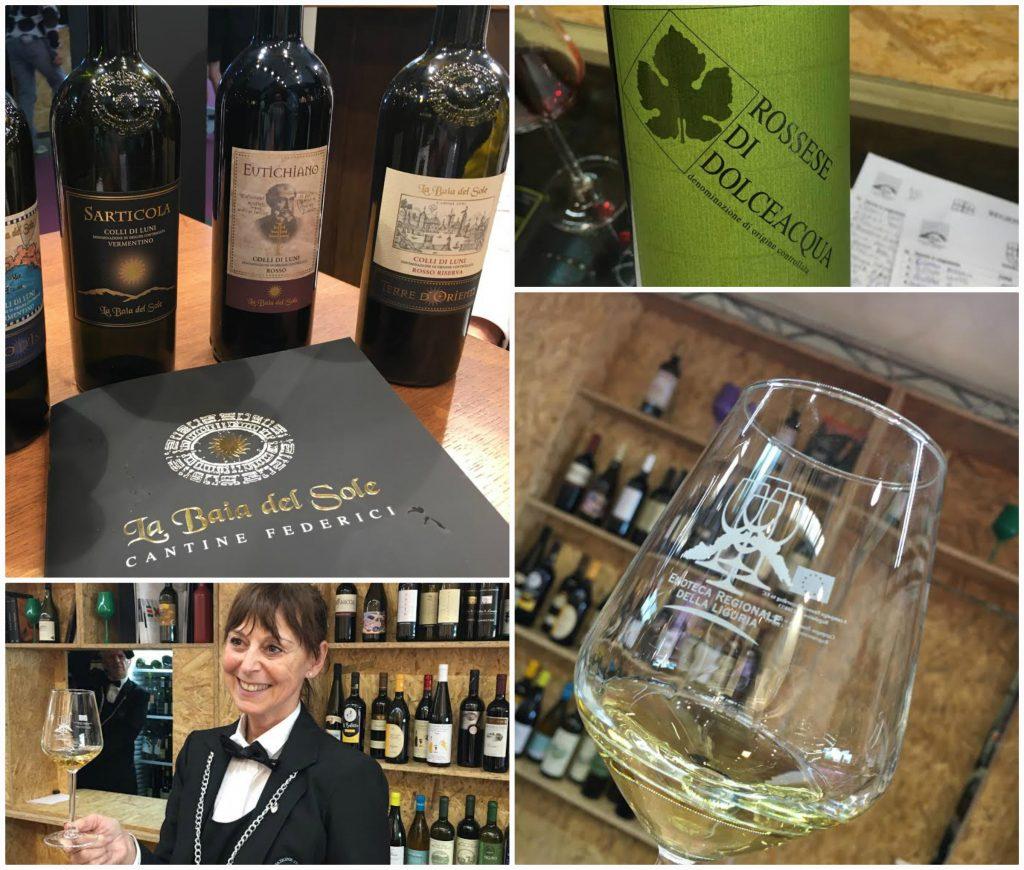 vini della Liguria al Vinitaly 2017
