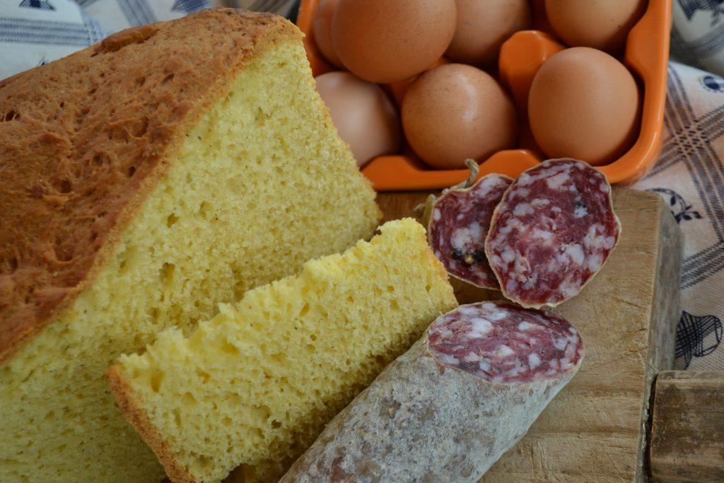 Crescia al formaggio: la ricetta dettagliata