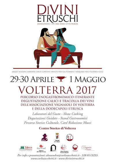 DiVini Etruschi 2017 Volterra