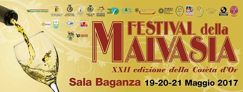 Festival della Malvasia 2017 a Sala Baganza
