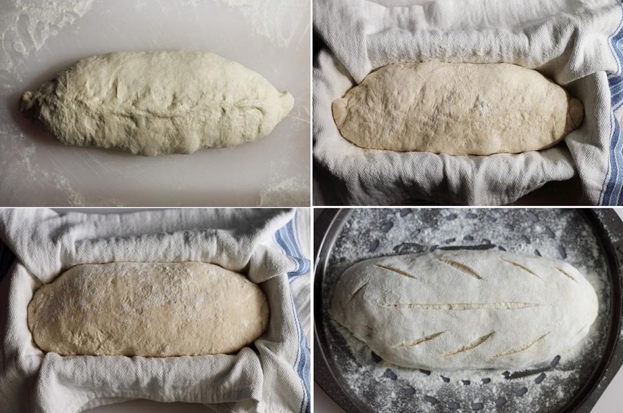 Formatura e tagli per pane