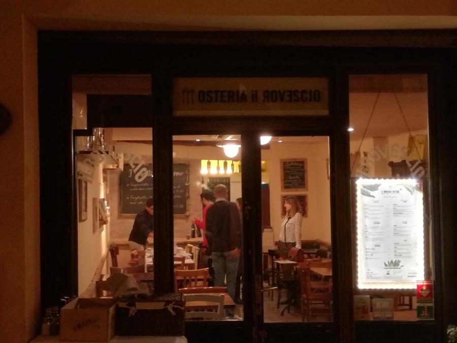 Il Rovescio Bologna - Osteria - Pizza bio