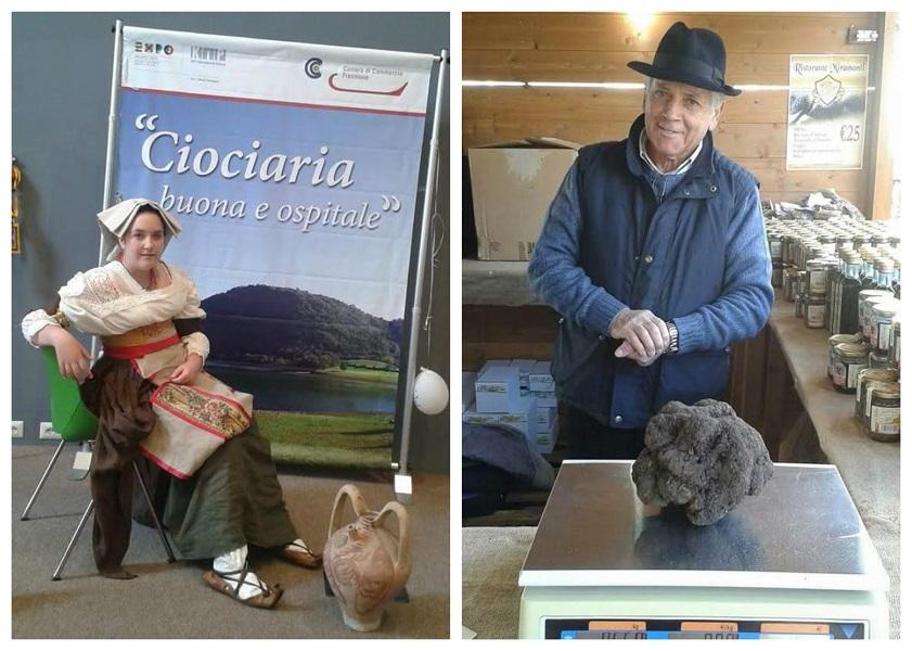 Vendita Tartufo Alvito: Agricola Antica Ciociaria