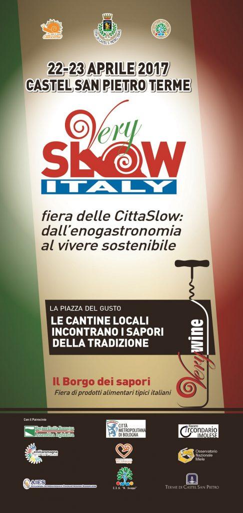 Very Slow Italy 2017, a Castel San Pietro
