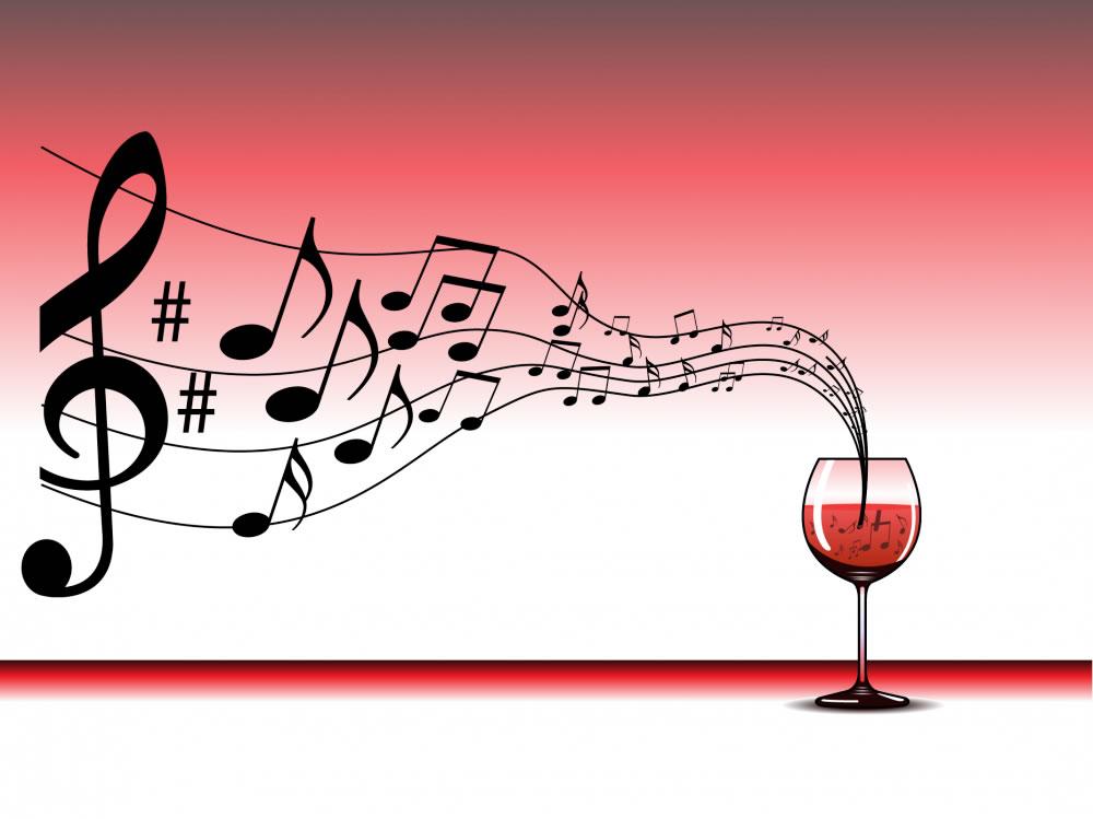 Connessione tra Vino e Musica: uno studio lo conferma