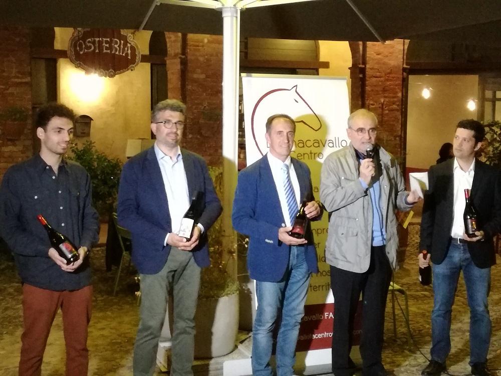Miglior Bursôn 2017: Ballardini Ricci primo posto
