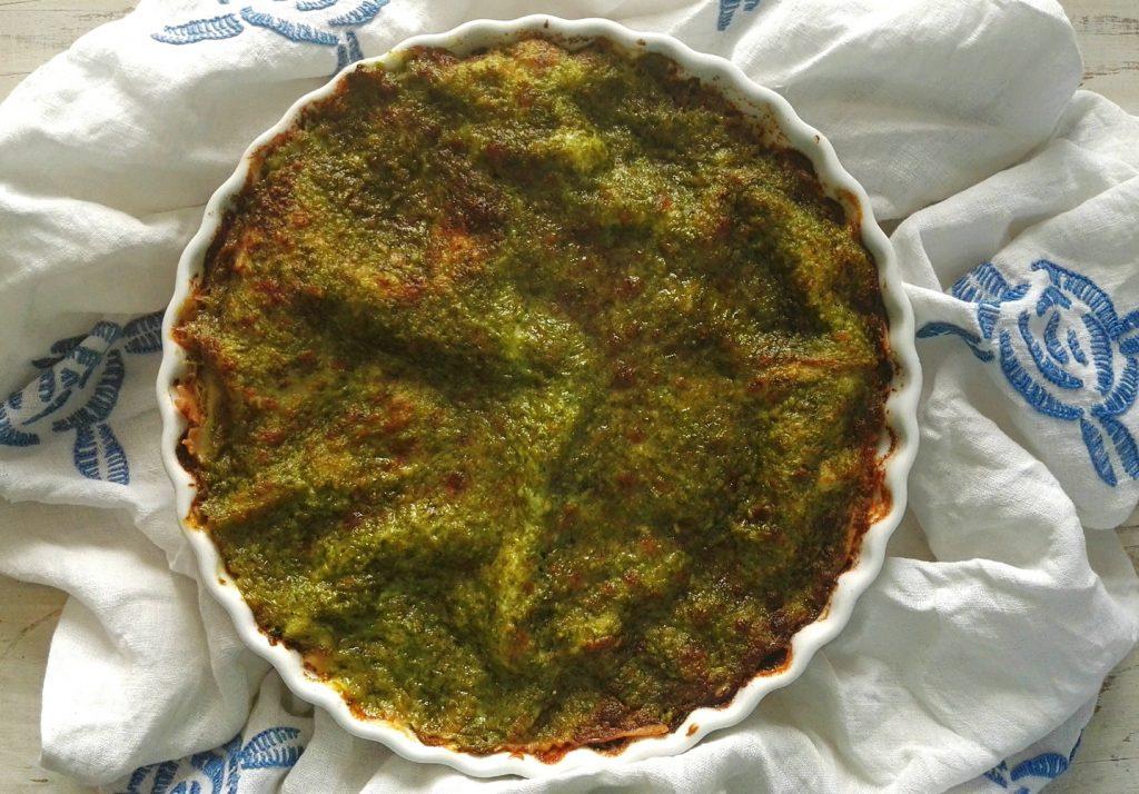 Ricetta Lasagne Portofino o lasagne al pesto