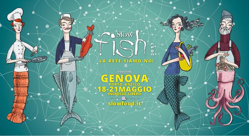 Slow Fish Genova 2017