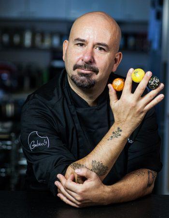 Andrea Golino, chef a domicilio e conduttore TV
