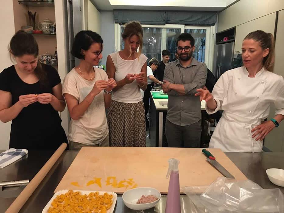 Corsi di cucina in inglese a Bologna