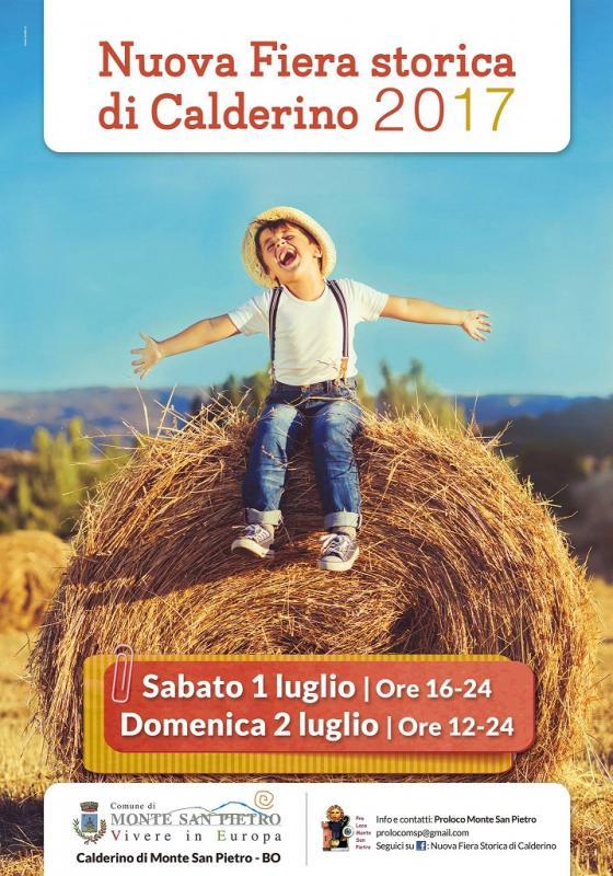 Fiera Storica di Calderino 2017 - Monte San Pietro