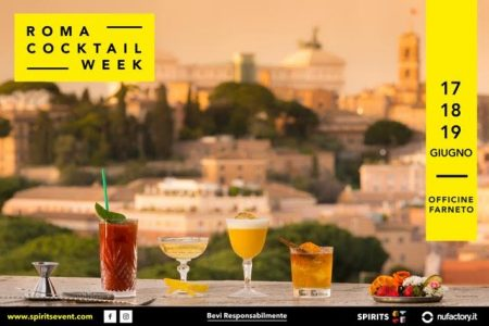 Roma Cocktail Week 2017