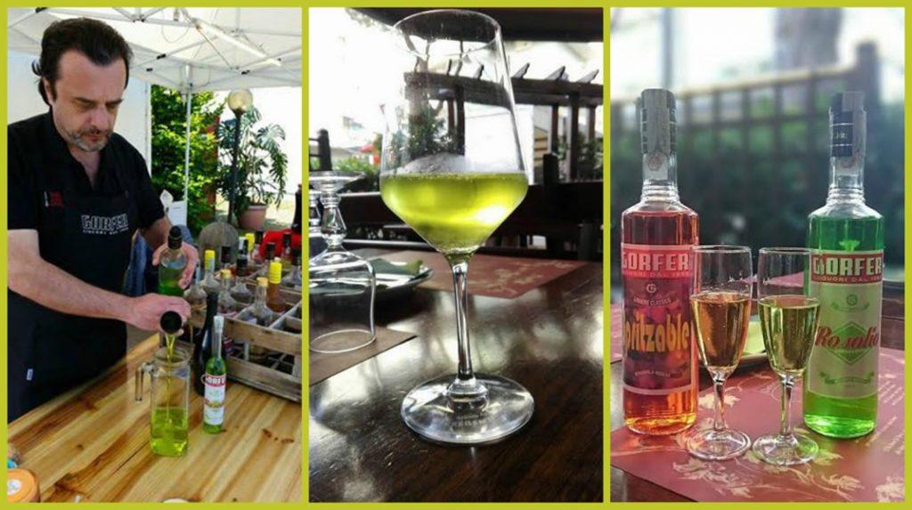 Spritz Gorfer con Rosolio di Bergamotto e Spritzable