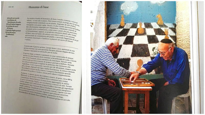 Yotam Ottolenghi e Sami Tamini: Jerusalem e la ricetta dell'Hummus